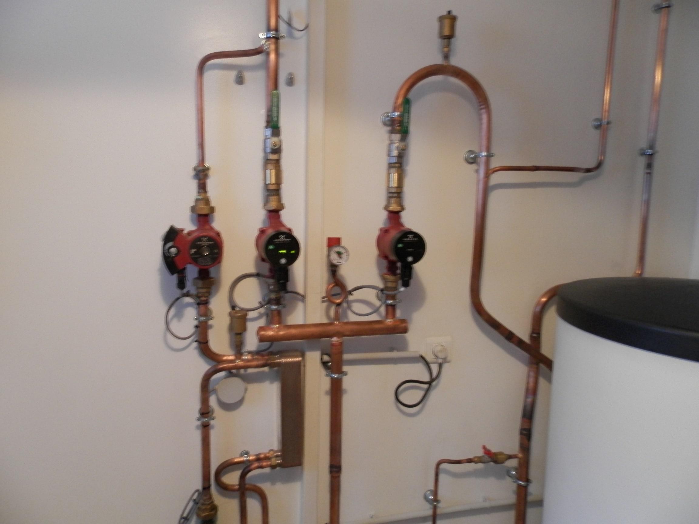 Energie géothermique à Yssingeaux